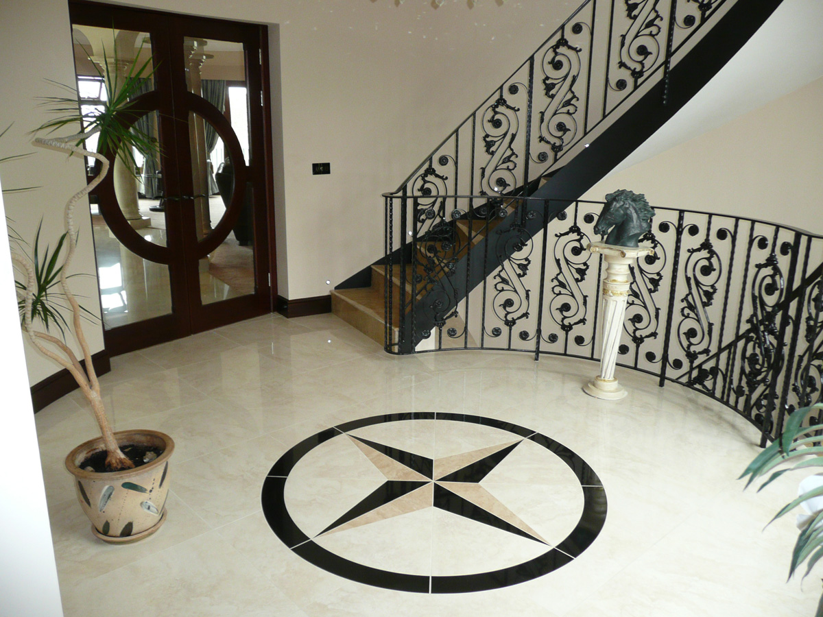Flooring canterbury stone and marble for Floor granite designs